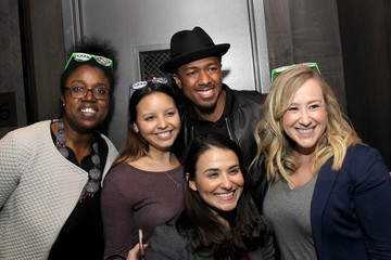 Shari Ajayi DuJour's Jason Binn Celebrates January Cover Star Nick Cannon With Elite Daily, Related Rentals, Invicta And Philipp Plein At PHD Terrace At Dream Midtown