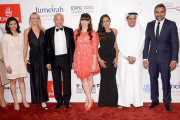 Shari Sebbens 2012 Dubai International Film Festival - Day 7
