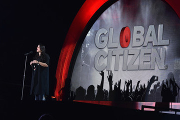 Sharmeen Obaid-Chinoy 2016 Global Citizen Festival in Central Park to End Extreme Poverty by 2030 - Show