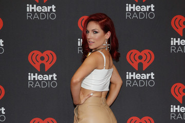 Sharna Burgess 2016 iHeartRadio Music Festival - Night 1 - Backstage