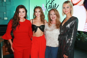 Sharon Byers Netflix Hosts 'Alexa & Katie' Special Screening In Partnership With The American Cancer Society