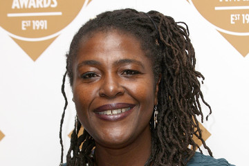 Sharon D. Clarke Arrivals at The Theatre Awards
