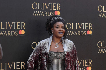 Sharon D. Clarke The Olivier Awards With Mastercard - Red Carpet Arrivals