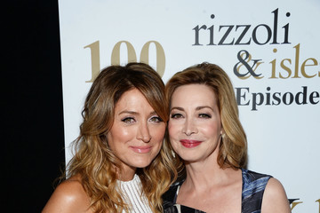 Sharon Lawrence 100 Episode Celebration of TNT's 'Rizzoli and Isles' - Arrivals