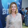 Sharon Lawrence National Geographic Documentary Films' Premiere Of 'Sea Of Shadows' - Red Carpet