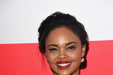 Sharon Leal 'The Gunman' Premieres in LA