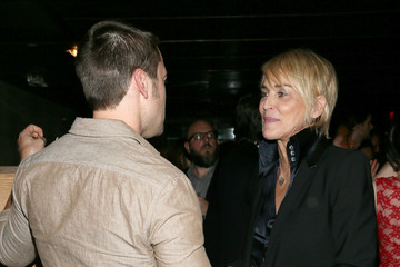 Sharon Stone 2015 Gersh Upfronts Party - Arrivals