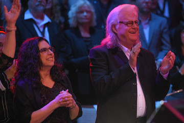 Sharon White Country Music Hall Of Fame 2018 Medallion Ceremony Honors Inductees Johnny Gimble, Ricky Skaggs And Dottie West