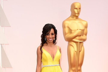 Shaun Robinson Arrivals at the 87th Annual Academy Awards — Part 3