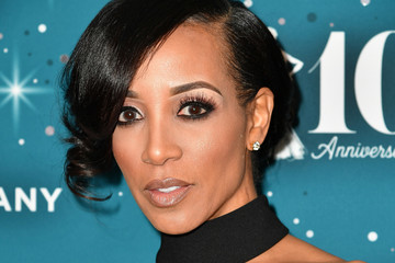 Shaun Robinson Essence Black Women In Hollywood Awards - Red Carpet