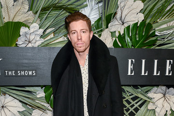 Shaun White ELLE, E! And IMG Host New York Fashion Week February 2017 Kick-Off Event