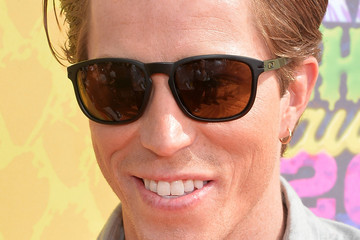Shaun White Nickelodeon's 27th Annual Kids' Choice Awards - Red Carpet