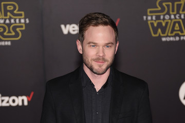 Shawn Ashmore Premiere 'Star Wars: The Force Awakens' - Arrivals