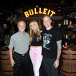 Shawn Barber Brandi Cyrus Spins At Bulleit Bourbon Tattoo Edition Bottle Launch With L.A. Tattoo Artist Shawn Barber