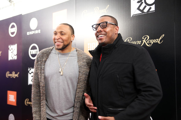 Kenny Smith All Star Bash [kenny smith all star bash,paul pierce,shawn marion,l-r,event,eyewear,fashion,design,premiere,glasses,brand,performance,nascar hall of fame,charlotte,north carolina]