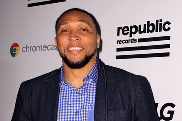 Shawn Marion Republic Records Grammy Celebration Presented By Chromecast Audio At Hyde Sunset Kitchen & Cocktail