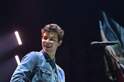 Shawn Mendes With Charlie Puth In Concert - Newark, New Jersey
