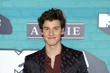 Shawn Mendes MTV EMAs 2017 - Red Carpet Arrivals