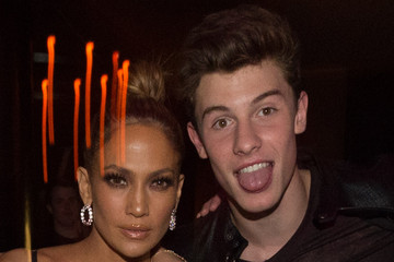 Shawn Mendez Jennifer Lopez's 2015 American Music Awards After Party