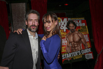 Shawn Perine Muscle & Fitness Party with Joe Manganiello