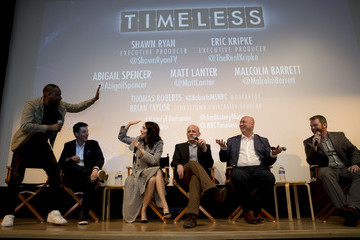 Shawn Ryan NBC's 'Timeless' at Smithsonian and NEH's History Film Forum Event