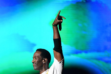Shawn Stockman The Total Package Tour With New Kids On The Block, Paula Abdul And Boyz II Men In Las Vegas