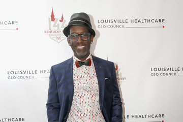 Shawn Stockman Louisville Healthcare CEO Council Kentucky Derby Greenroom