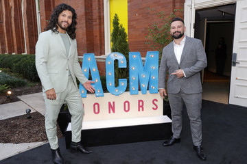 Shay Mooney Dan + Shay 14th Annual Academy Of Country Music Honors - Pre-Show Arrivals