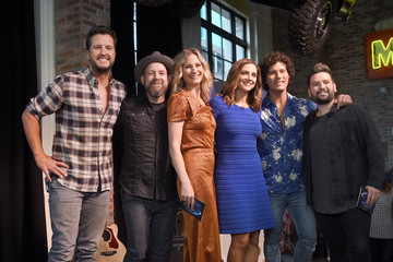 Shay Mooney 52nd CMA Awards Nominations Announcement