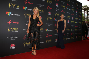 Shaynna Blaze 7th AACTA Awards Presented by Foxtel | Red Carpet