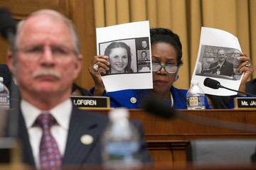Sheila Jackson Lee Attorney General Jeff Sessions Testifies To House Judiciary Committee On Oversight At The Justice Department