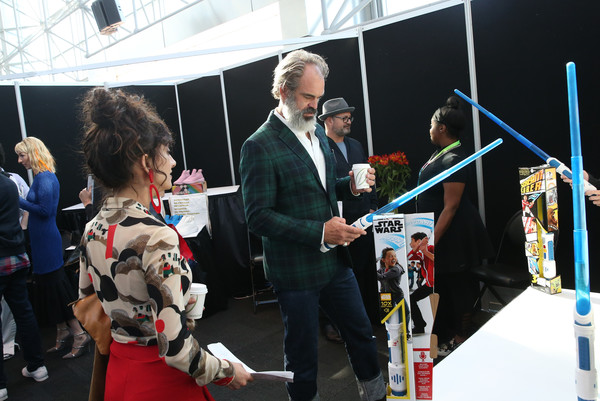 Backstage Creations Celebrity Retreat At New York Comic Con - Day 2 [product,event,design,world,games,new york city,new york comic con,backstage creations celebrity retreat,sheila vand,steven ogg]