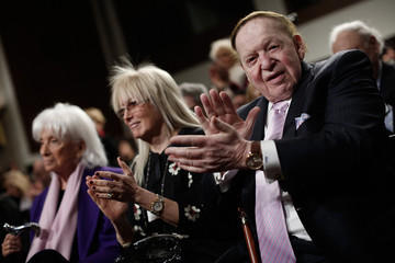 Sheldon Adelson Roundtable Discussion on a Nuclear Iran