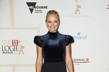 Shelley Craft 2017 Logie Awards - Arrivals
