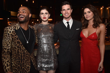 Shelley Hennig Special Screening Of Netflix's 'When We First Met'- After Party