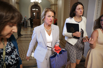 Shelley Moore Capito Revised Health Care Bill Released by GOP Senators on Capitol Hill