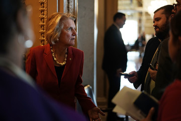 Shelley Moore Capito Senate Lawmakers Discuss Ongoing Immigration Reform Efforts