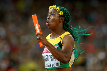 Shelly-Ann Fraser-Pryce 15th IAAF World Athletics Championships Beijing 2015 - Day Eight