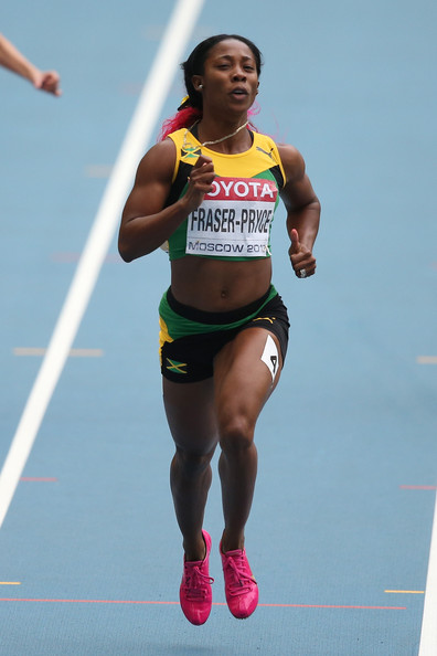 Championnats du monde d'athlétisme 2013 200 M  H-D Shelly+Ann+Fraser+Pryce+IAAF+World+Athletics+su1yu4hDT0dl