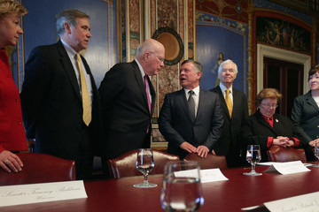 Shelly Moore Capito Jordanian King Abdullah II Meets with Lawmakers