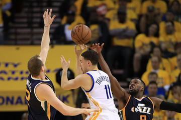 Shelvin Mack Utah Jazz v Golden State Warriors - Game Two