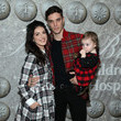 Shenae Grimes Brooks Brothers Annual Holiday Celebration To Benefit St. Jude - Arrivals