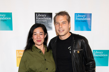 Shepard Fairey Library Foundation Of Los Angeles' Young Literati's 11th Annual Toast