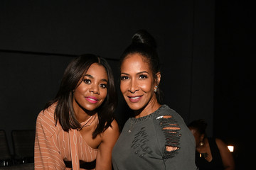 Sheree Whitfield Jada Pinkett Smith, Regina Hall And Will Packer Host Special Screening Of GIRLS TRIP In Atlanta