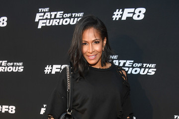 Sheree Whitfield 'The Fate of the Furious' Atlanta Red Carpet Screening and After Party Hosted by Ludacris