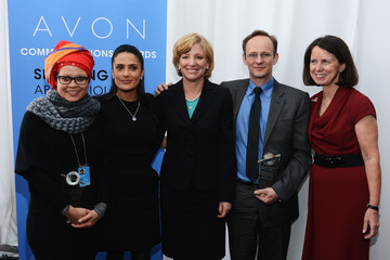 Sheri McCoy 2013 Avon Communications Awards: Speaking Out About Violence Against Women March 7, 2013 - United Nations Headquarters, New York, N.Y., United States