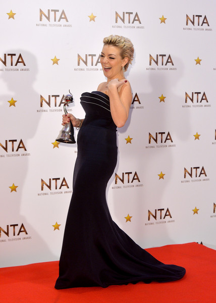 National Television Awards Winners Room