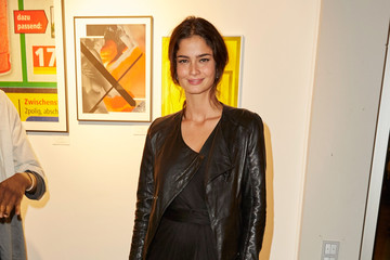 Shermine Shahrivar Absolut Art Apartment Opening Night in Berlin