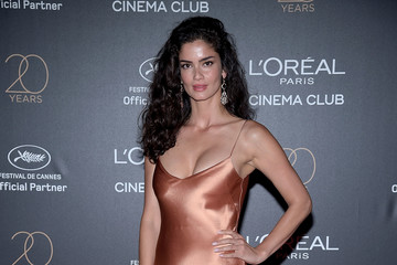 Shermine Shahrivar Gala 20th Birthday of L'Oreal in Cannes - The 70th Annual Cannes Film Festival