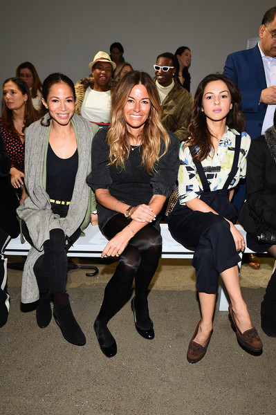Taoray Wang - Front Row - February 2020 - New York Fashion Week: The Shows